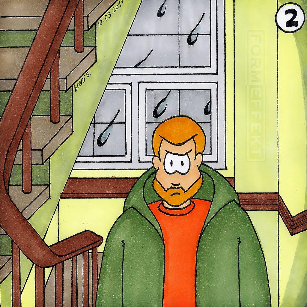 Jonny und Püppi - Comic 02