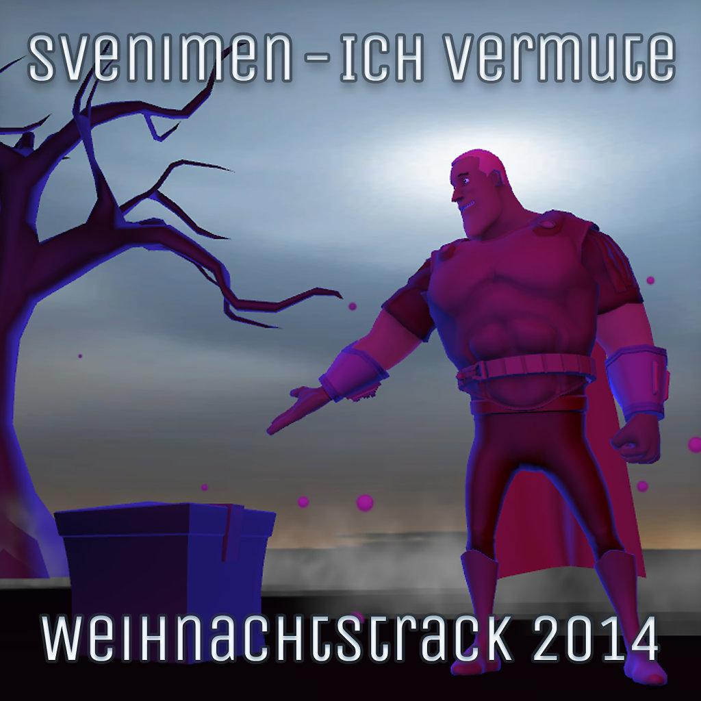 Svenimen - Ich vermute - Cover