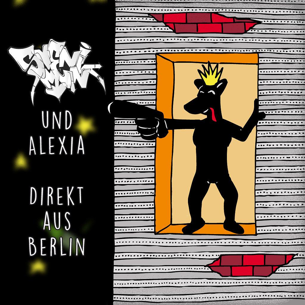 Svenimen - Direkt aus Berlin - Cover