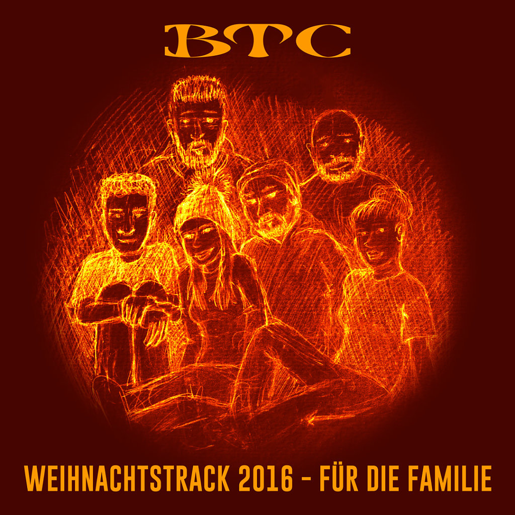 BTC - Weihnachtstrack 2016 - Cover